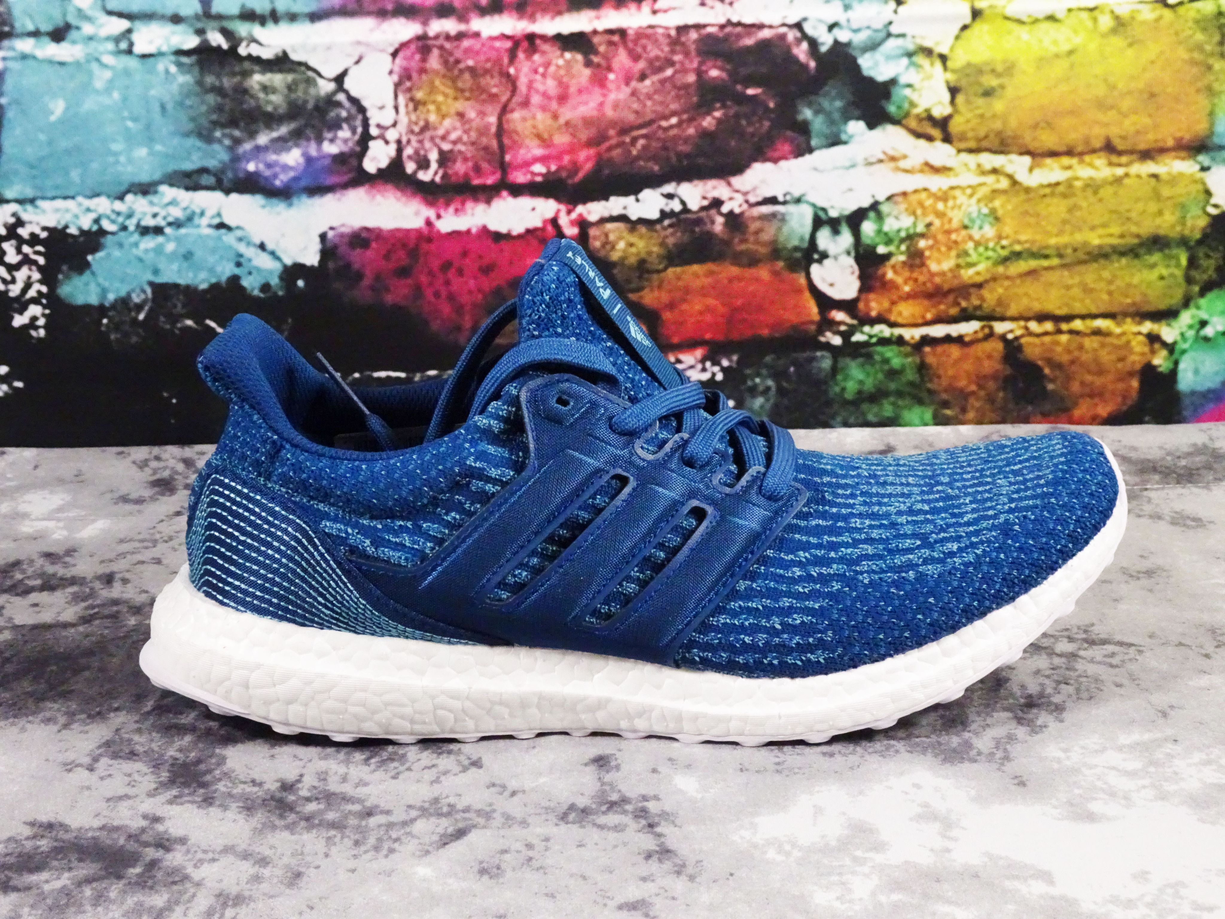 65803aac358dc Adidas Ultra Boost Parley Night Navy