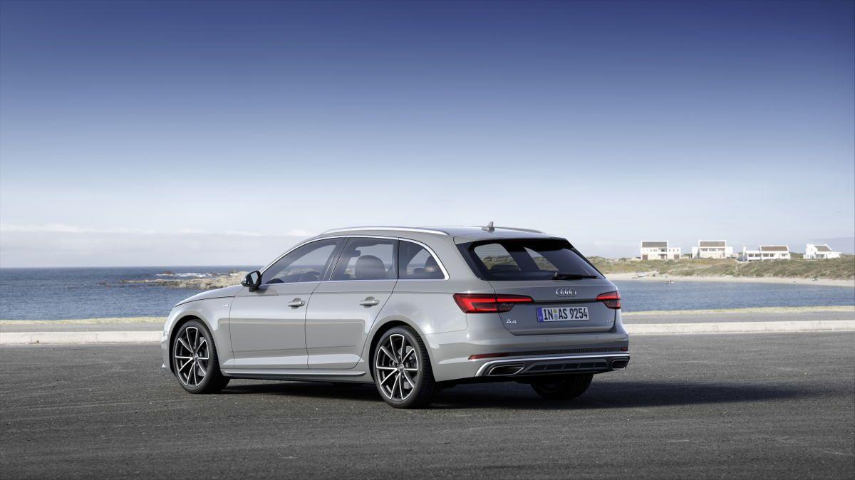 2019 Audi A4 Avant Facelift Audi A4 Audi