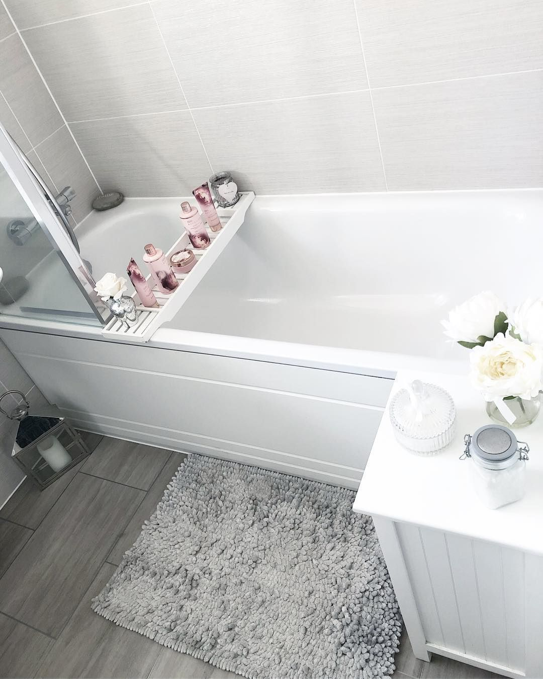Instagram Cleaning Icon Mrs Hinch Reveals Full List Of Essential Products She Uses Birmingham L In 2020 Small Bathroom Furniture Bathroom Design Small Bathroom Decor