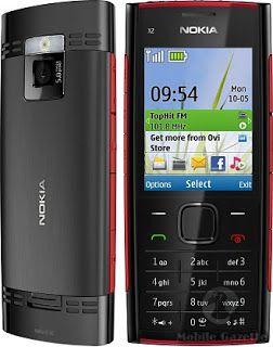 Nokia X2-00 Latest Flash File Free Download |Mobile Flash File Store