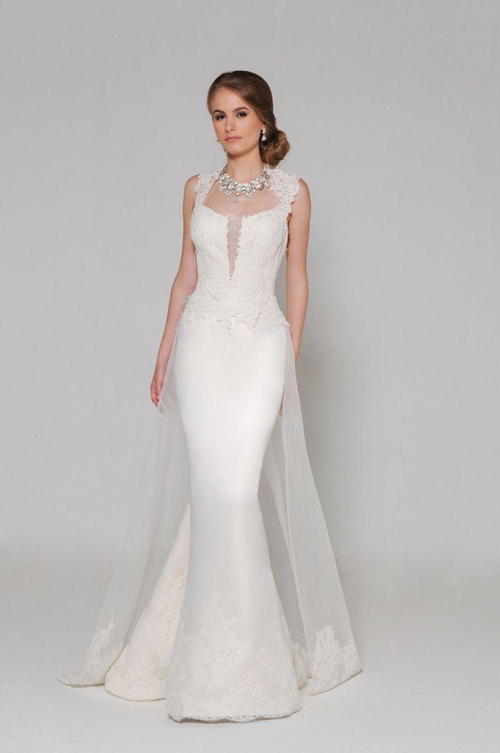 Beautiful Eugenia Couture Wedding Dresses | Bodas sencillas ...