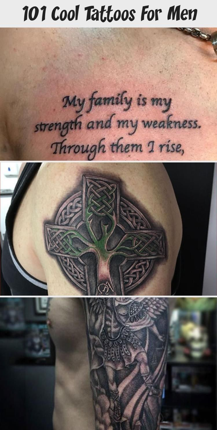 Tattoos männer coole Tattos &
