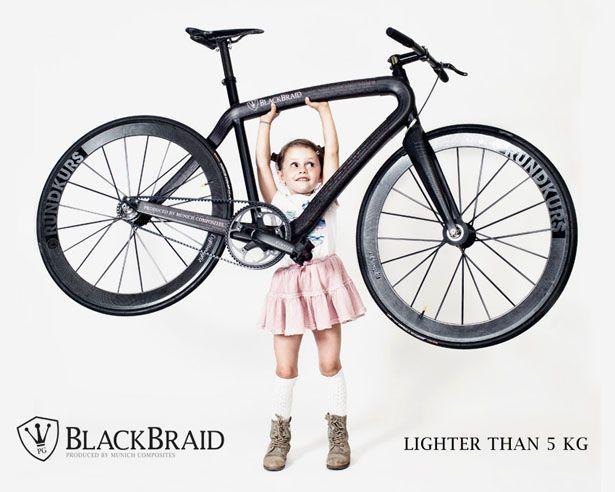 Blackbraid Bike By Pg Bikes Urban Bike Bike Design Bicycle