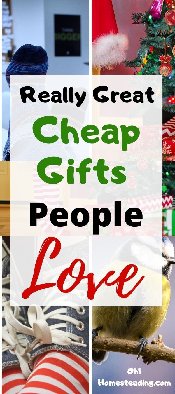 Great Gift Ideas Under 10 Dollars {that are Super Cool