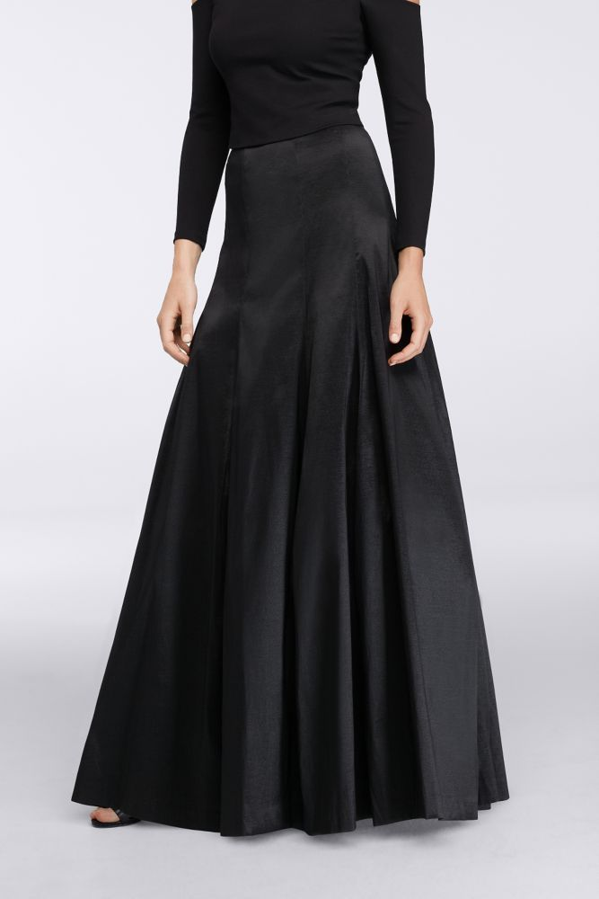 Taffeta Ball Gown Skirt Style EJ6M0327 | فساتين يومي | Pinterest ...
