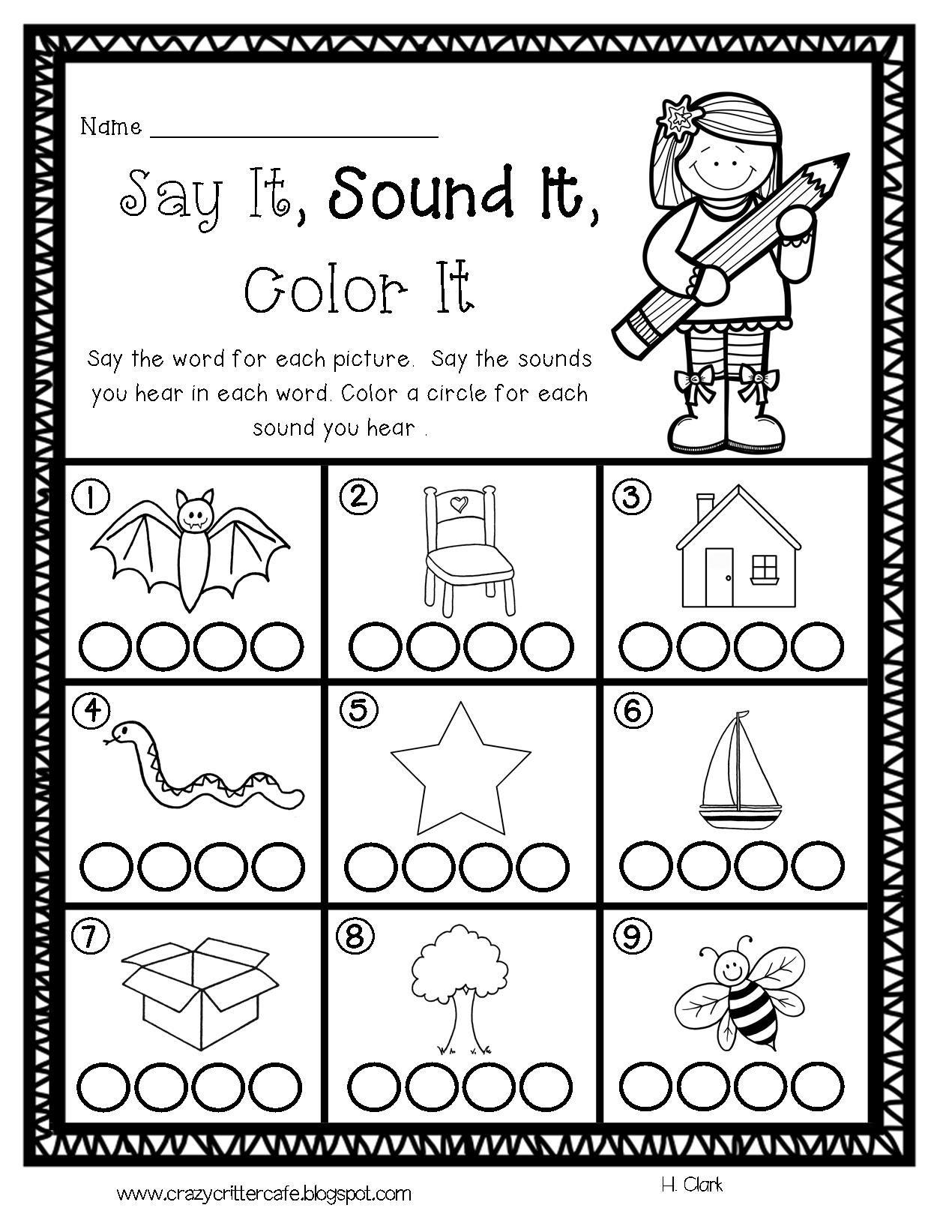 Phoneme Segmentation Literacy Pack Guided Reading