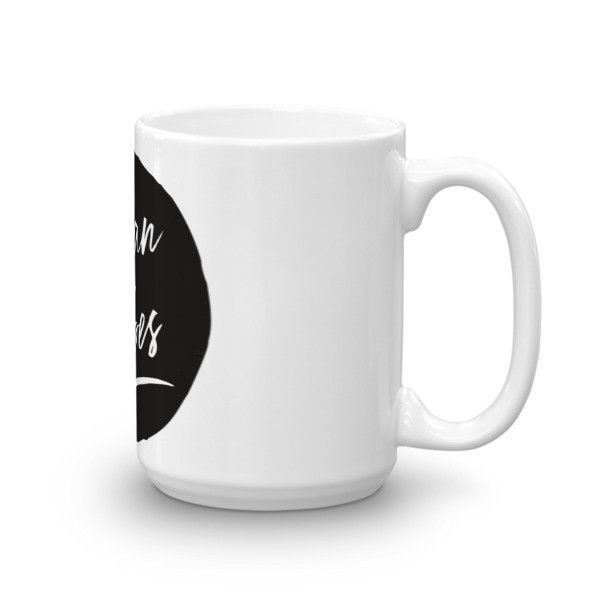 Vegan Vibes Circle Mug