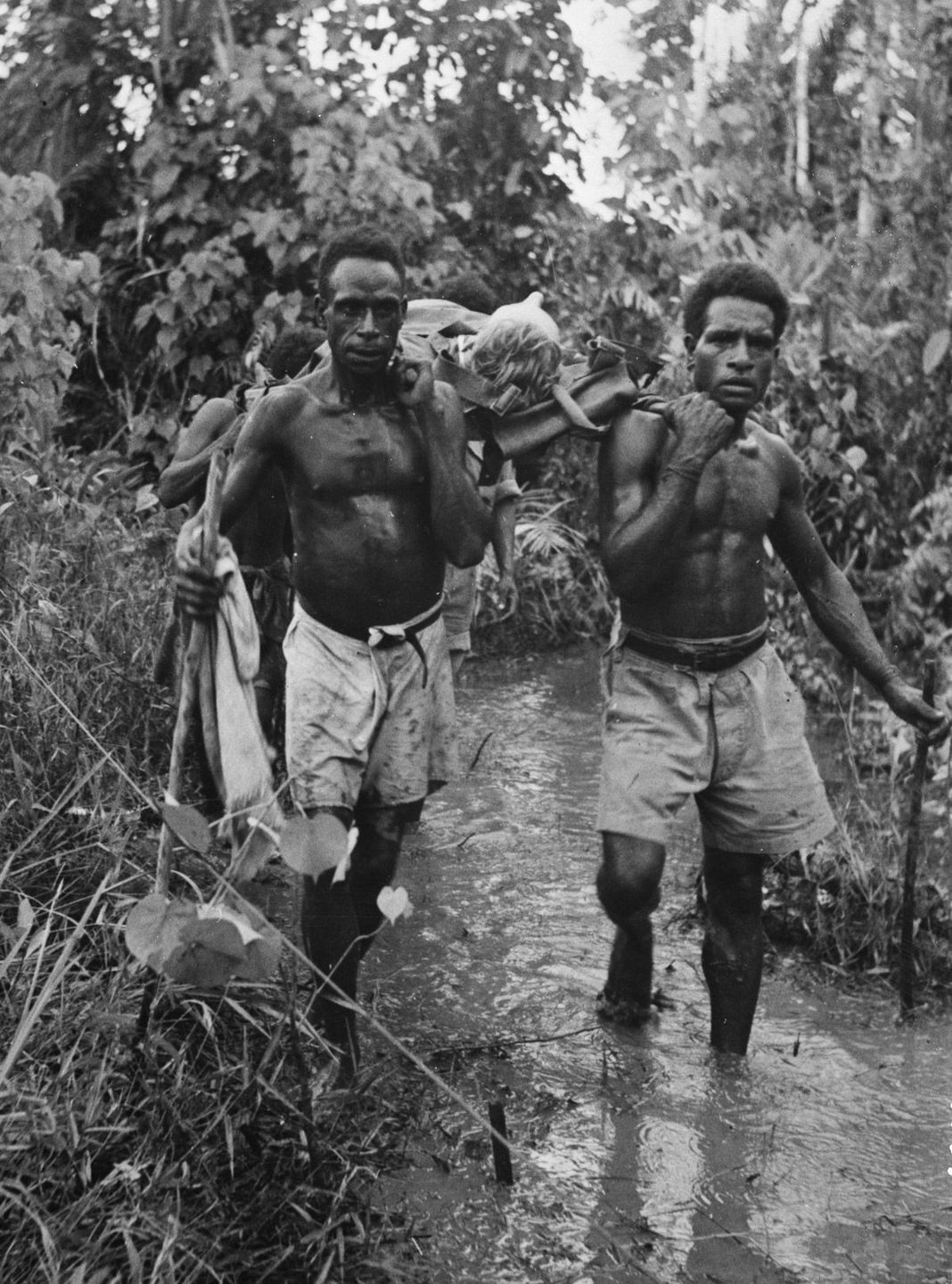 In Papa New Guinea There S A Tribe When A Hunter Flaunts His Success To The Rest Of The Village They Kill Him And Drive Away Evil Spirits With A Drum Made Of