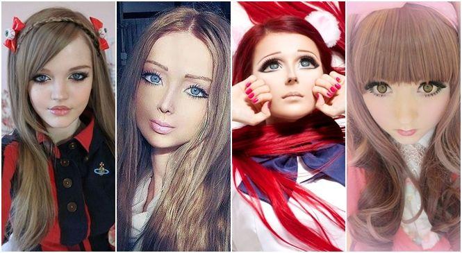 Quero ser uma  boneca: Barbie ou boneca, quem são?
