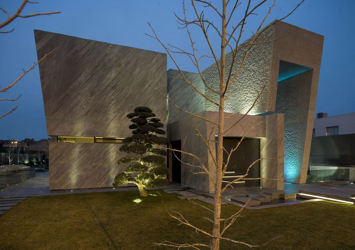 Architettura A Madrid madrid #spain #архитектура www.amazingarchitecture
