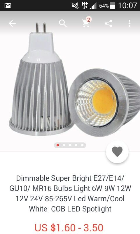 They Do 12v E27 Led Spotlight Theatre Lighting Bulb