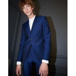 Photo of The Kooples – Blaue elegante Jacke aus Wollmischgewebe – Damenthekooples.com