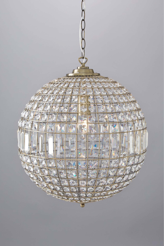 Large Ursula Ball Pendant Light Bhs Ceiling Lights Flush