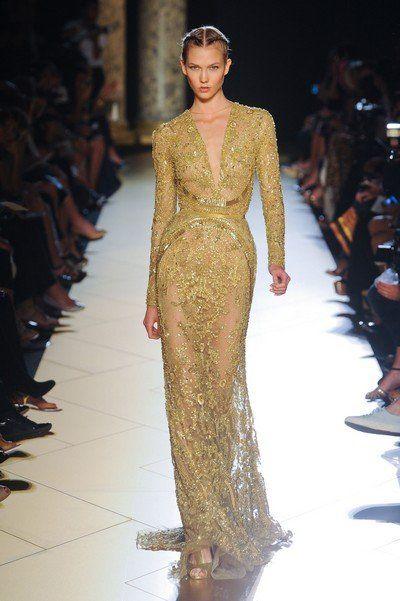 Haute Couture 2012 -2013 - Elie Saab