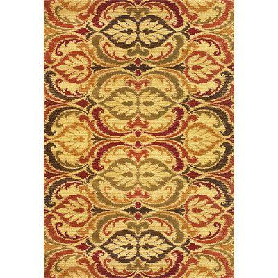 KAS Oriental Rugs Lifestyles Jewel Tone Firenze Rug   Wayfair