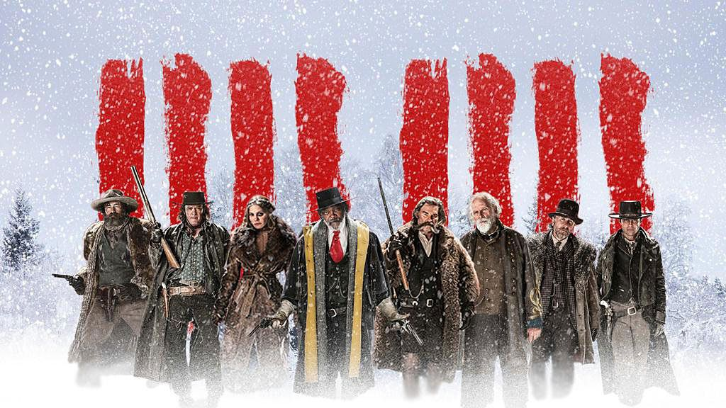 The Hateful Eight de Quentin Tarantino – más posters
