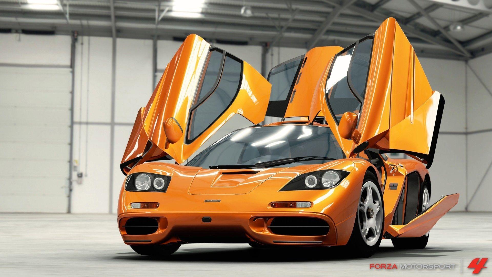 4 Mclaren F1 Xbox 360 Cars Vehicles Wallpaper Forza Motorsport Desktop Themes Mclaren F1 Lm