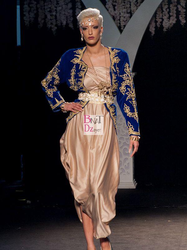 La mode traditionnelle 2015 au Grand Salon