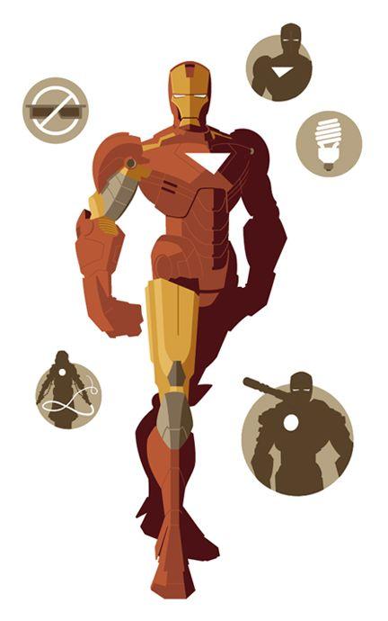 iron man 2 by strongstuff.deviantart.com