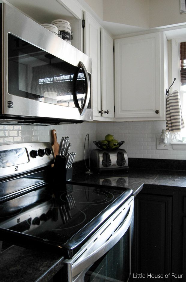 Kitchen Update!} Smart Tile Backsplash Smart tiles, Smart tiles