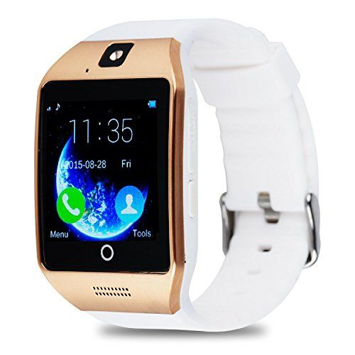 21404876db780 nice Reloj Inteligente Apro Smart Watch sorporte Facebook Whatsapp con Bluetooth  3.0 Built-in 8G Memoria Teléfono Inteligente Amarre Pulsera con Pantalla ...
