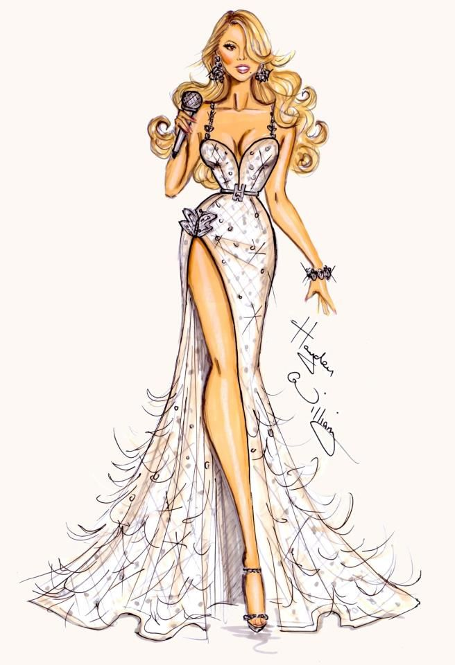 Hayden Williams Disney Princesses | How and when did you discover this passion for fashion?
