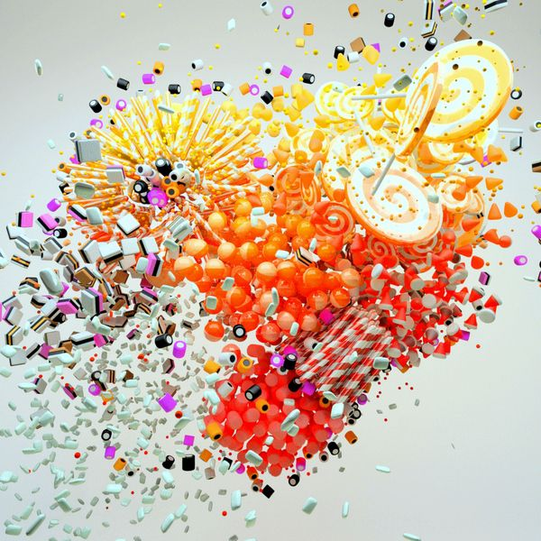 MTV Sweetheart by ZEITGUISED , via Behance