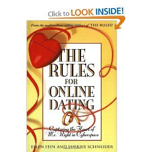 Online dating rules book