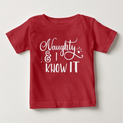 Naughty and i know it funny christmas baby t shirt kids kid naughty and i know it funny christmas baby t shirt kids kid child gift negle Image collections