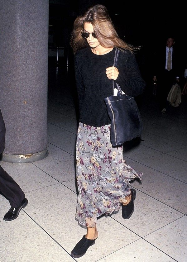 Photo of Why the '90s Were the Best Decade for Airport Style