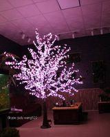 Wholesale Wedding Decorations White Artificial Nature Led Cherry Blossom Tree Light Led Maple Tree Light Led Tree Light Fr Cherry Blossom Tree Decor Led Tree