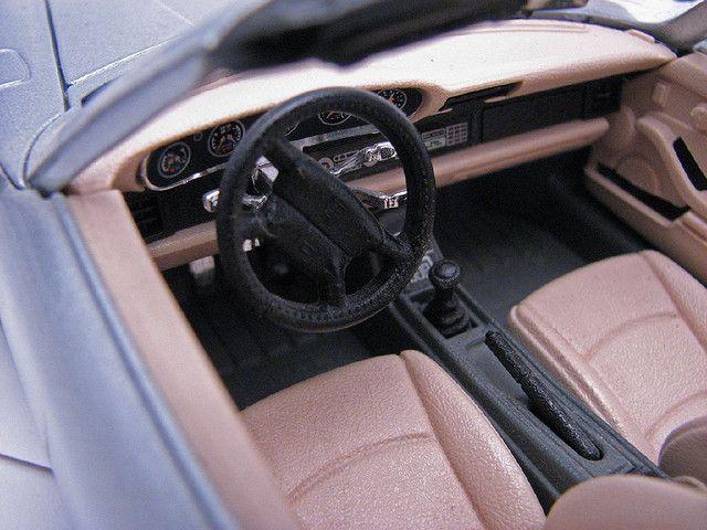 Porsche Carbriolet Macro by Murtasma, via Flickr