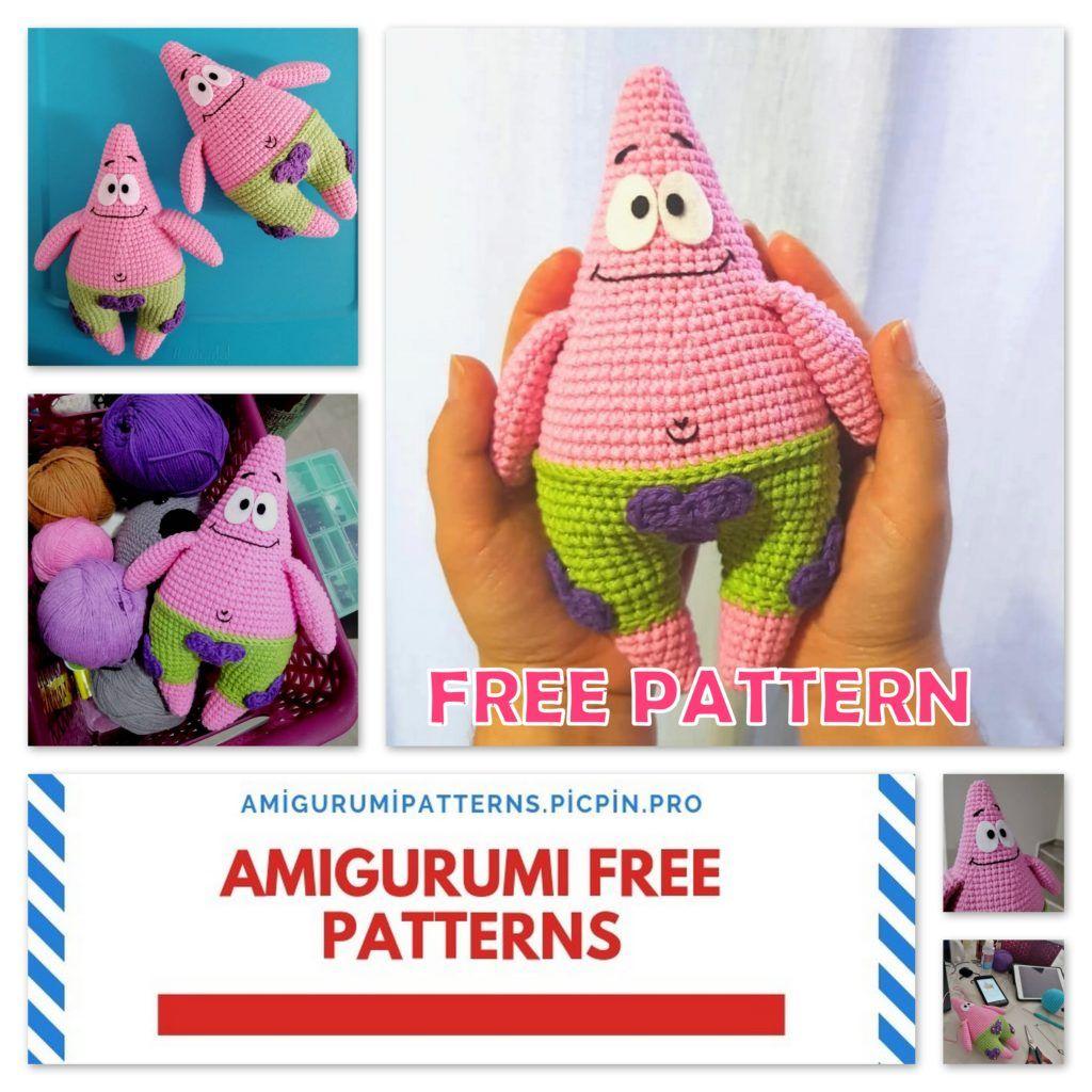 KARTOPU – Amigurumi Patterns   1024x1024
