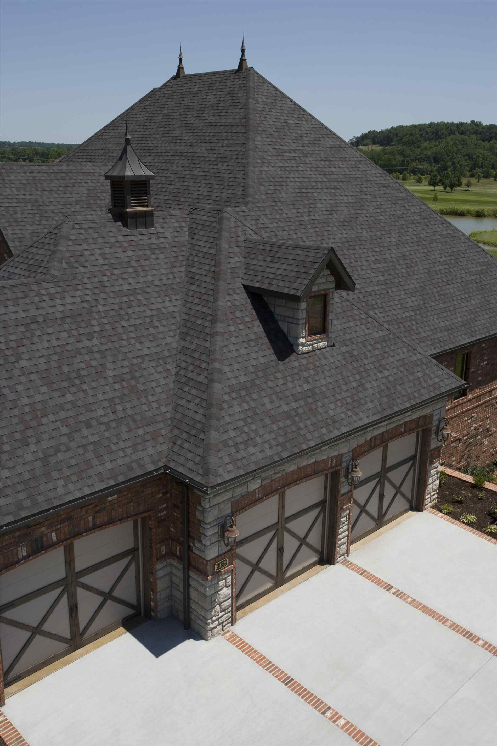 Laminated Roof Shingles Home Roof Ideas Roofing Roof Shingles Shingling