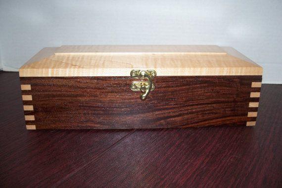 Handmade Wooden Keepsake Box