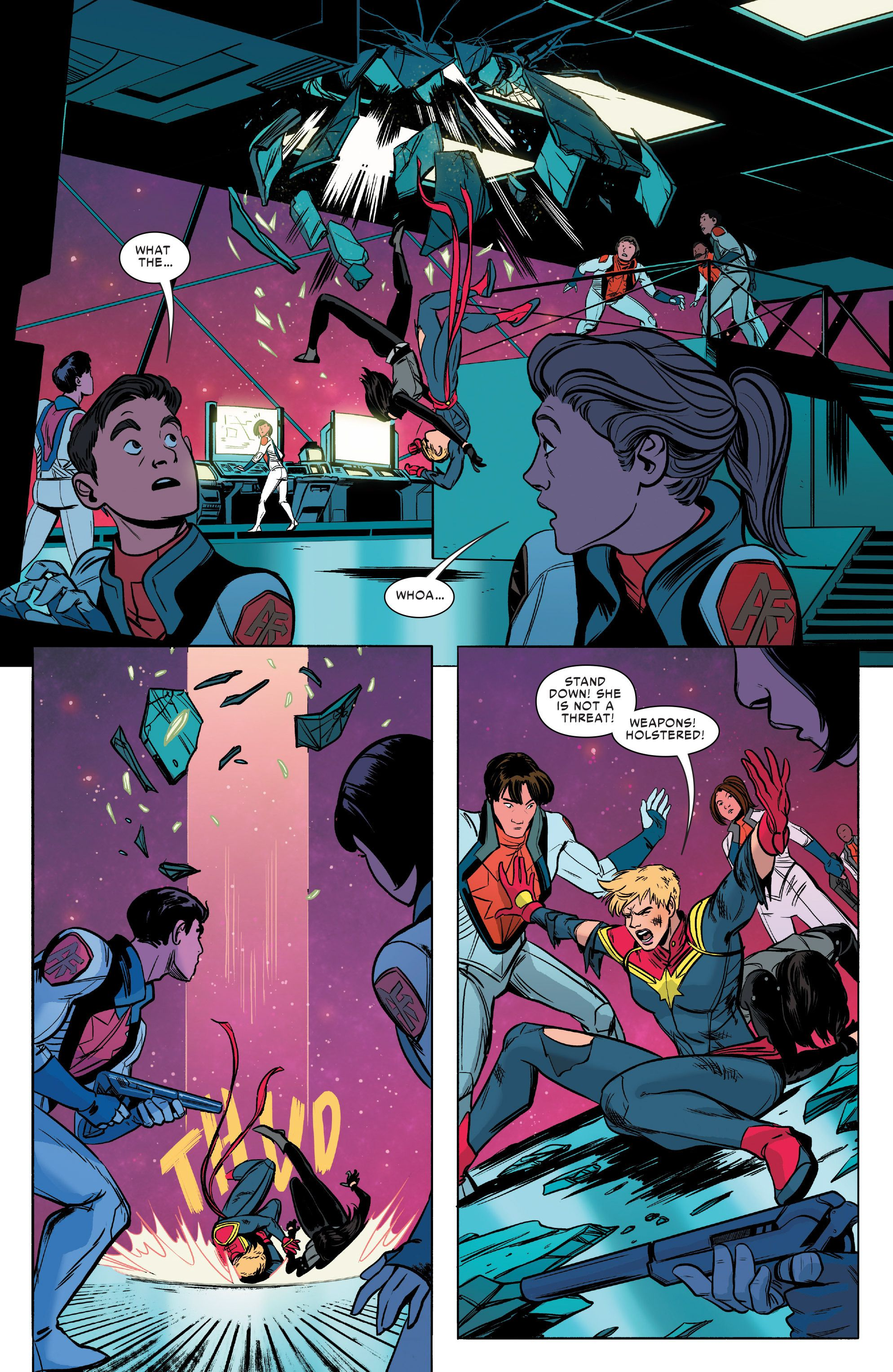 Spider-Woman (2016) Issue #11 - Read Spider-Woman (2016) Issue #11 comic online in high quality