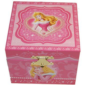 Aurora Musical Jewelry Box Sleeping Beauty Pinterest