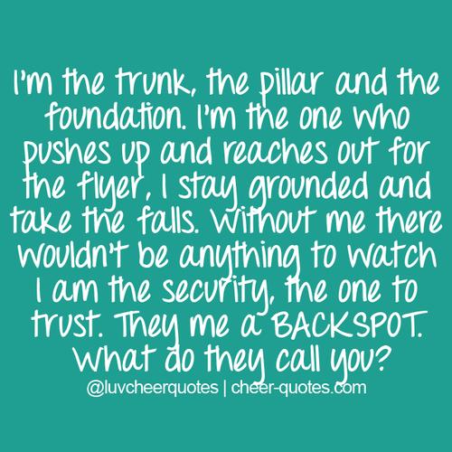 Cheerleading Quotes: Cheerleading Quotes On Pinterest