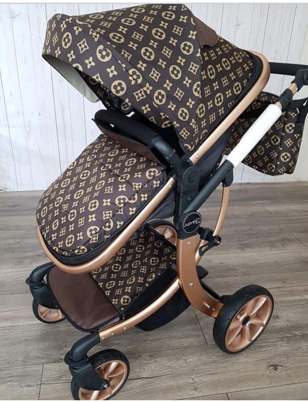DESIGNER STROLLER 💕💕💕💕 Designer strollers, New baby