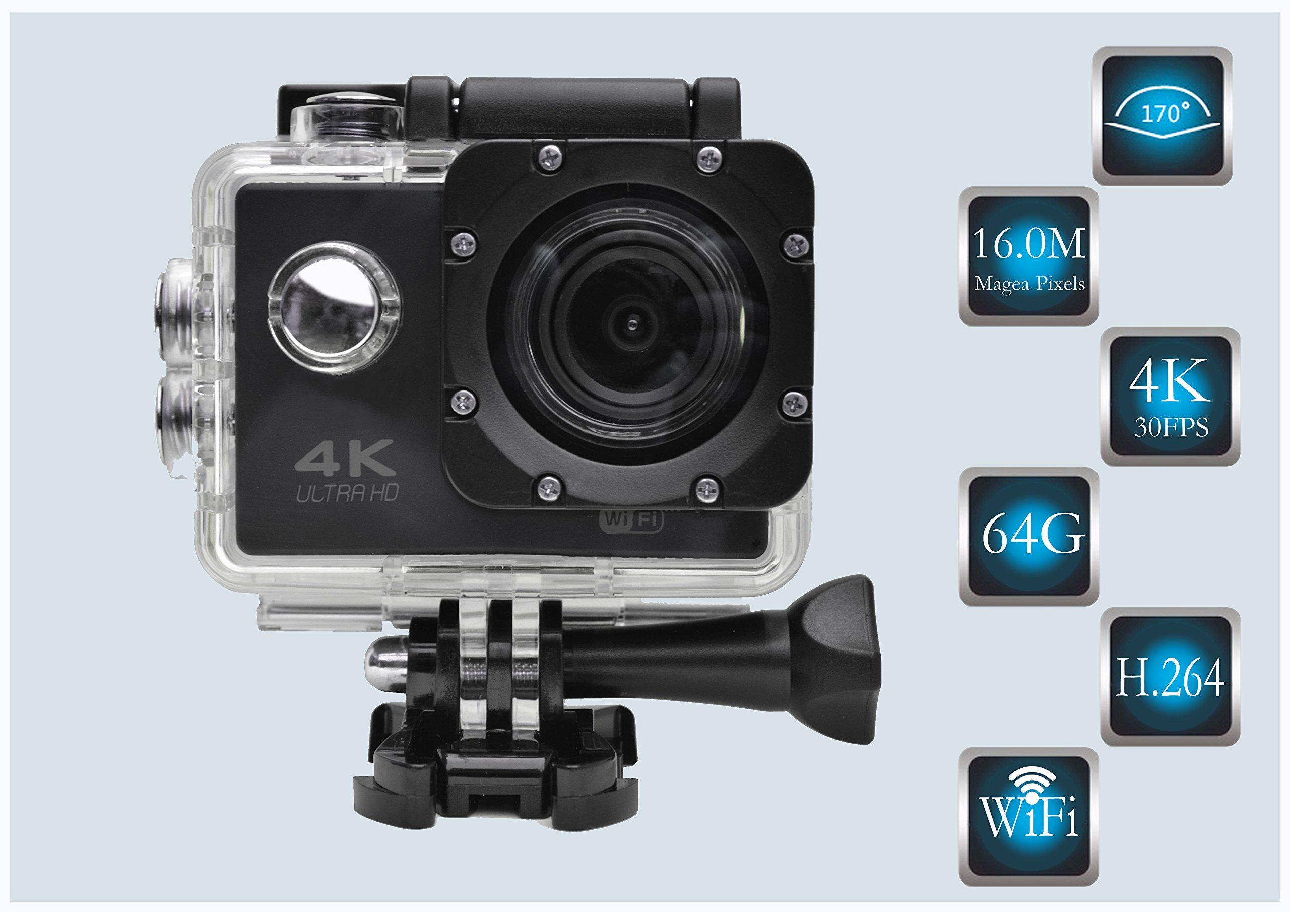 wifi action camera app android
