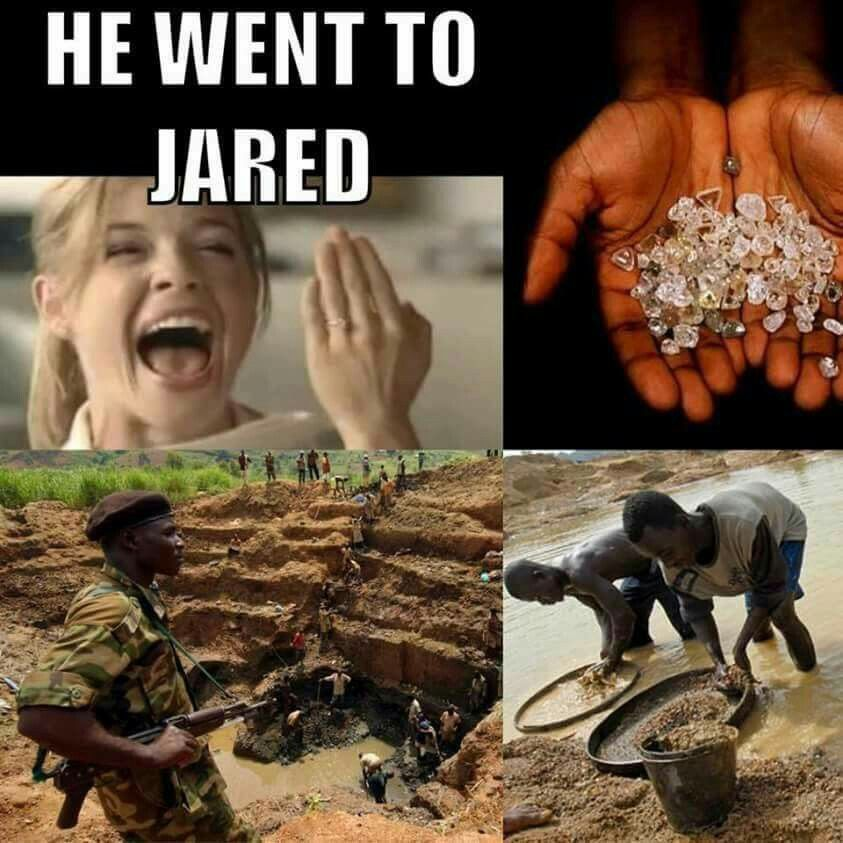 He Did But Where Did Jared Go Wake Up And Stay Woke Pinterest
