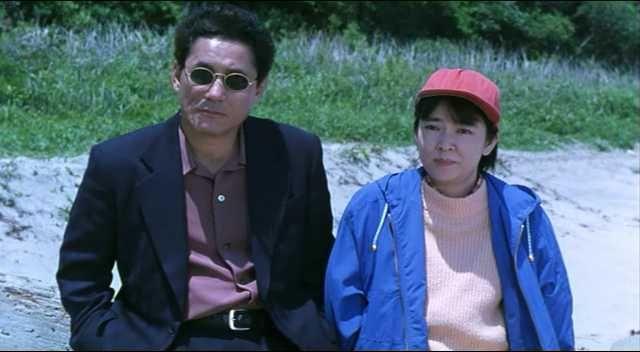 Hana-bi (Fireworks), 1997 | Takeshi kitano, Japanese movies, Hanabi