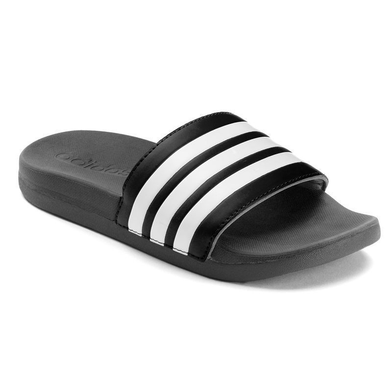Adidas adilette Supercloud Plus Boys' Slide Sandals, Boy's, ...