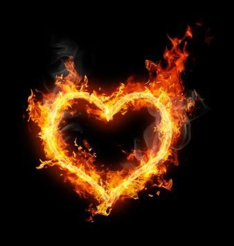 My Love Letter A Poetic Letter Fire Heart Fire Image Fire Photography