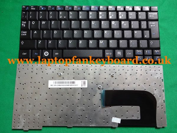 100% Brand New and High Quality Samsung N130 Laptop Keyboard