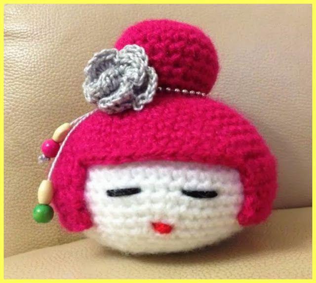 Acerico de crochet de El pasatiempo de Ranyi | Crochet y trapillo ...