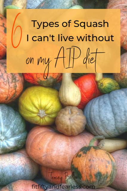 can i have squash on aip diet
