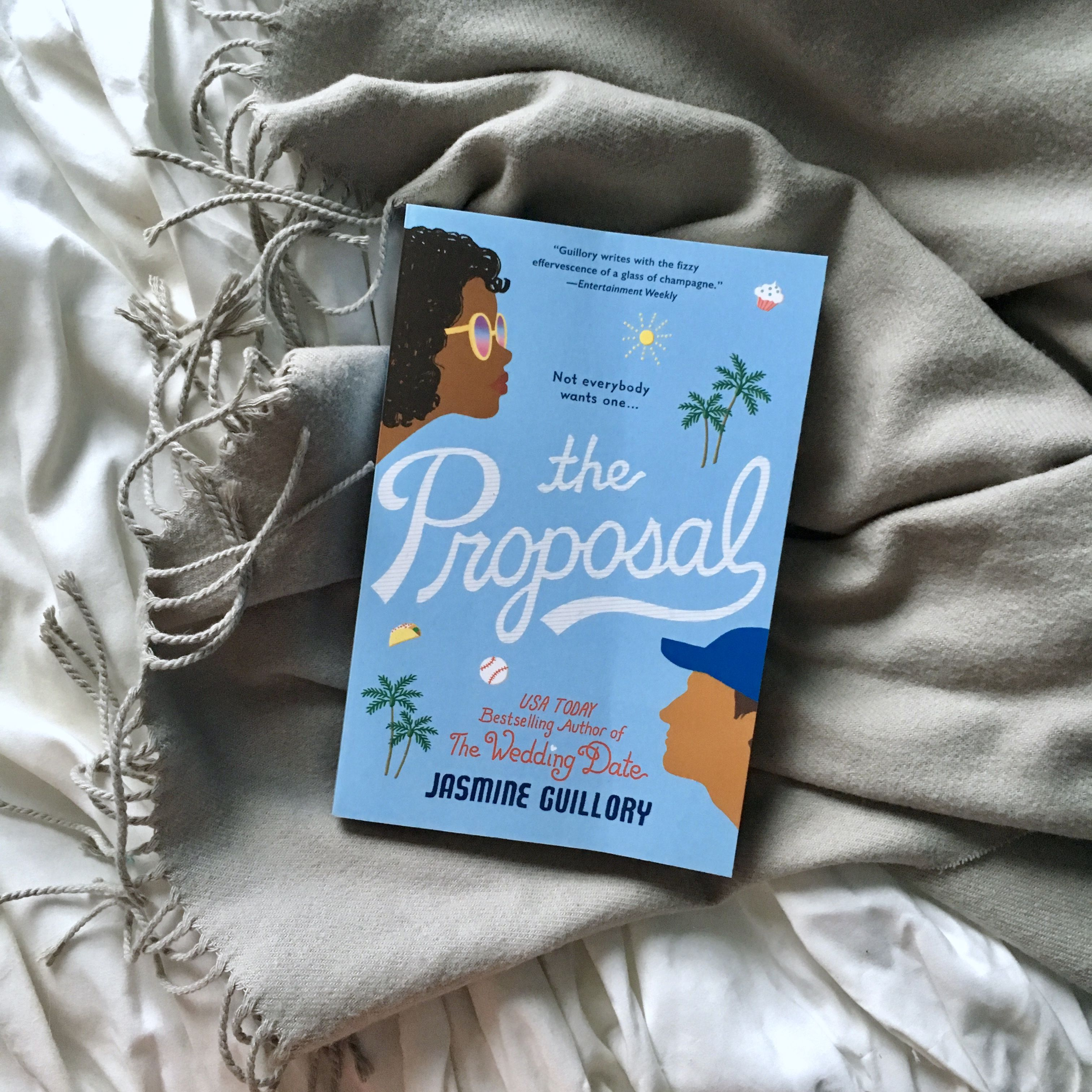 [Review] The Proposal by Jasmine Guillory Afraid of