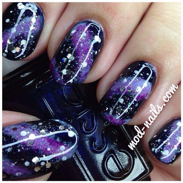 @modnails  amazing!!!! - @hairandnailfashion- #webstagram