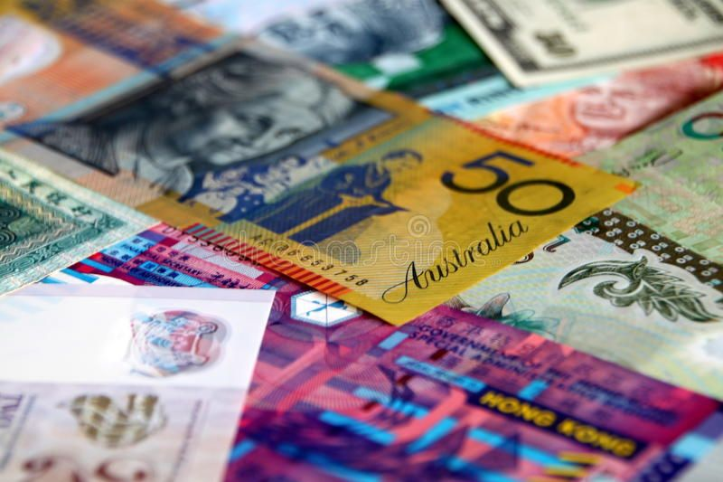 Foreign Currency Mixed Currencies From